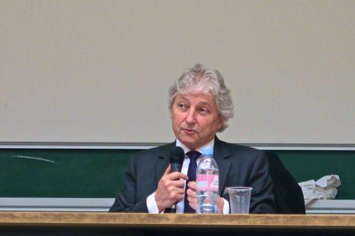 Dominique Rousseau - Professeur de droit constitutionnel à l'Université Paris I Panthéon-Sorbonne